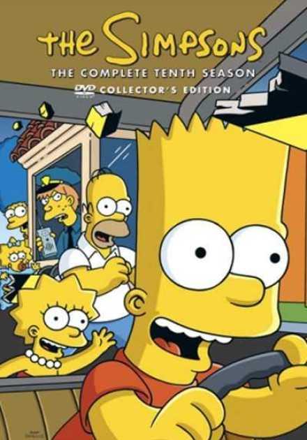 مسلسل The Simpsons الموسم العاشر