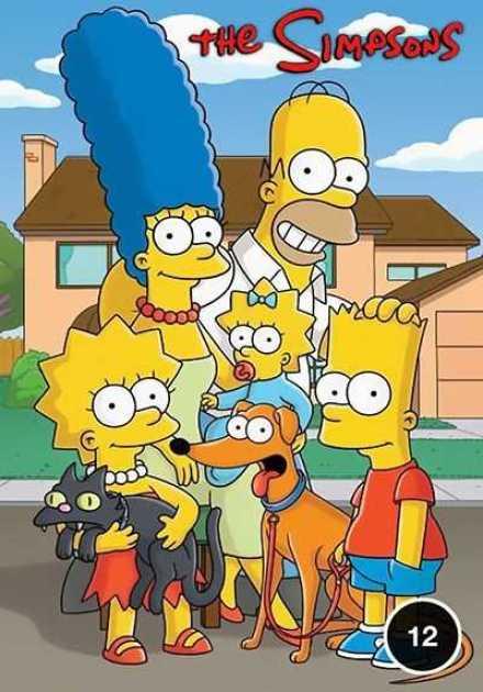 مسلسل The Simpsons الموسم الثاني عشر