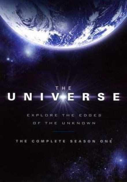 مسلسل The Universe الموسم الأول