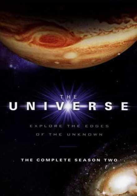 مسلسل The Universe الموسم الثاني