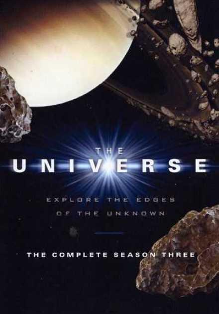 مسلسل The Universe الموسم الثالث