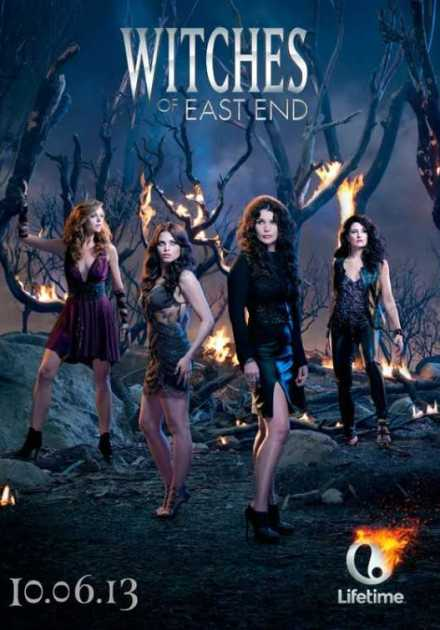 مسلسل Witches of East End