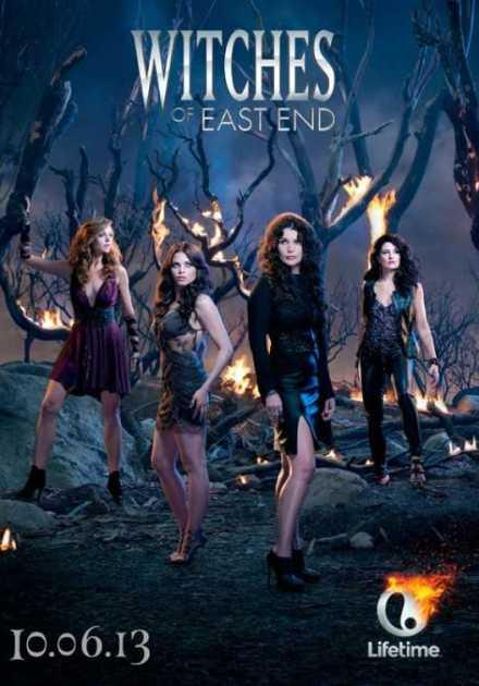 مسلسل Witches of East End الموسم الأول