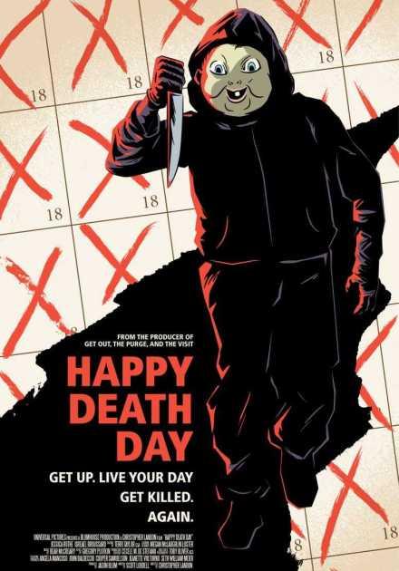 فيلم Happy Death Day 2017 مترجم