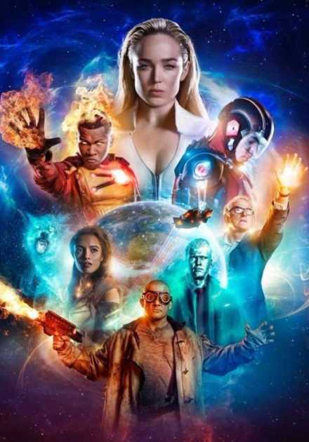 مسلسل Legends of Tomorrow