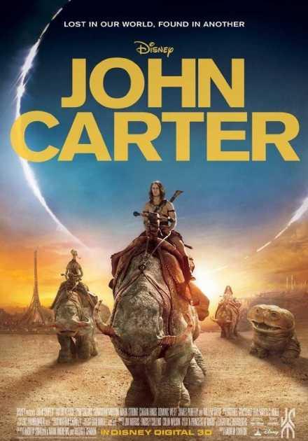 فيلم John Carter 2012 مترجم