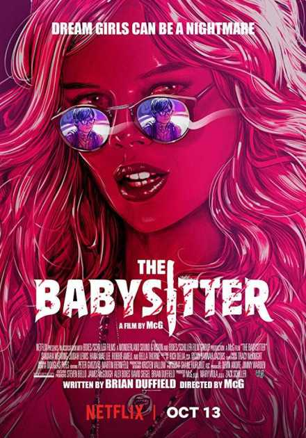 فيلم The Babysitter 2017 مترجم
