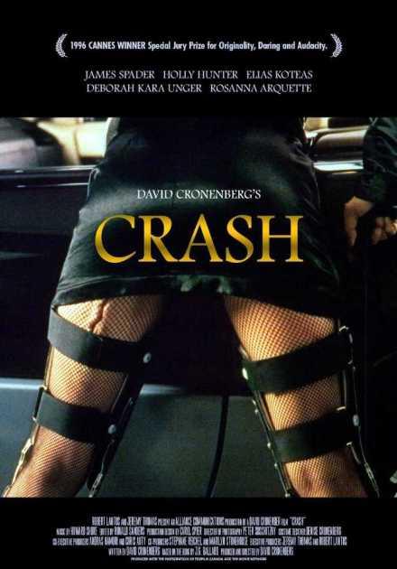 فيلم Crash 1996 مترجم