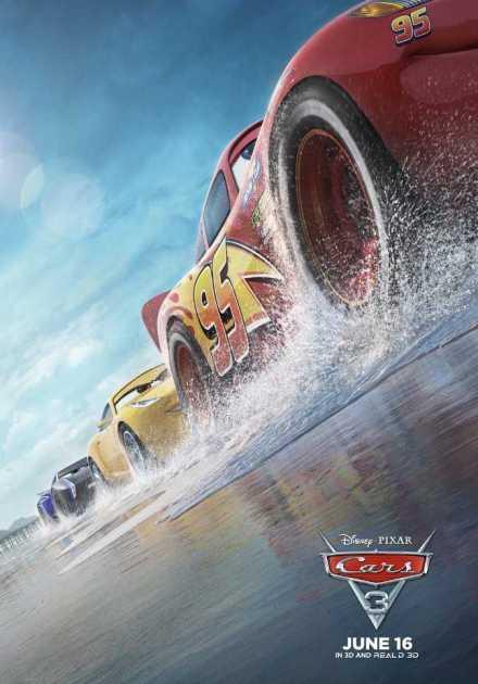 فيلم Cars 3 2017 مدبلج