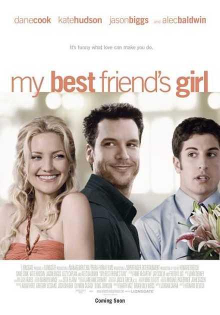 فيلم My Best Friend's Girl 2008 مترجم