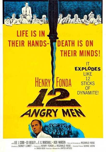 فيلم 12 Angry Men 1957 مترجم