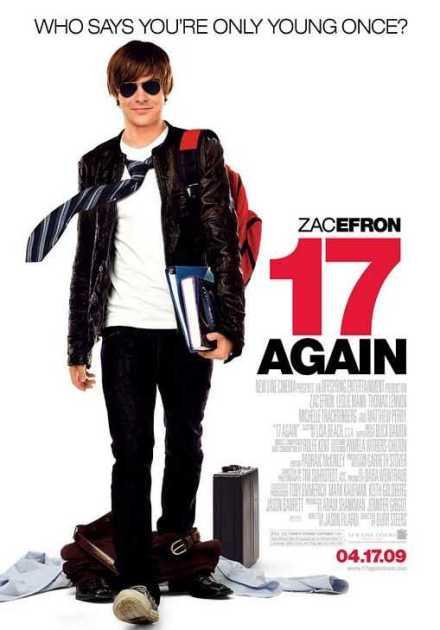 فيلم 17 Again 2009 مترجم