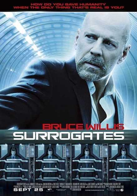 فيلم Surrogates 2009 مترجم