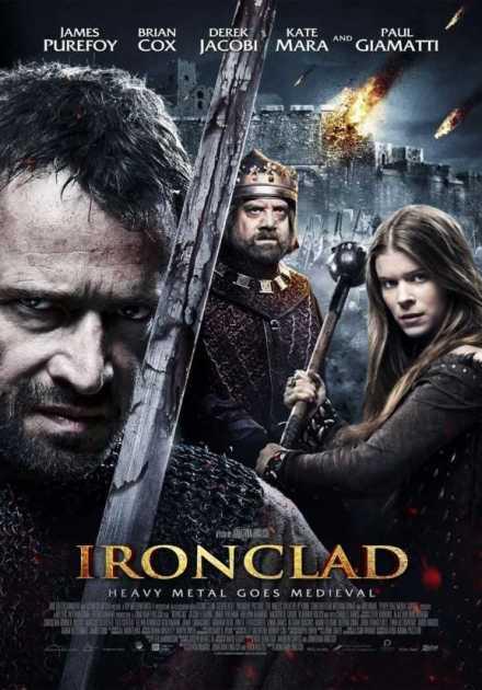 فيلم Ironclad 2011 مترجم