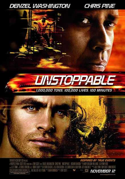 فيلم Unstoppable 2010 مترجم