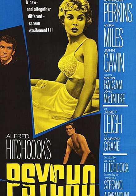 فيلم Psycho 1960 مترجم