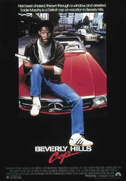 فيلم Beverly Hills Cop 1984 مترجم