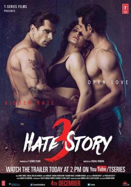 فيلم Hate Story 3 2015 مترجم