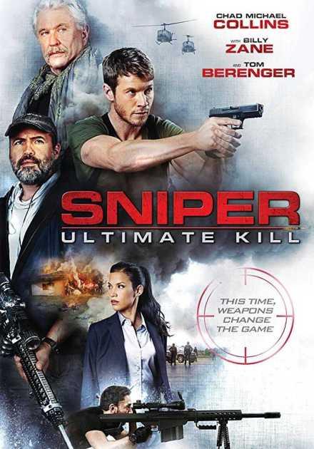 فيلم Sniper Ultimate Kill 2017 مترجم