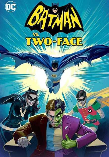 فيلم Batman vs. Two-Face 2017 مترجم