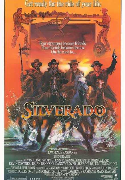 فيلم Silverado 1985 مترجم