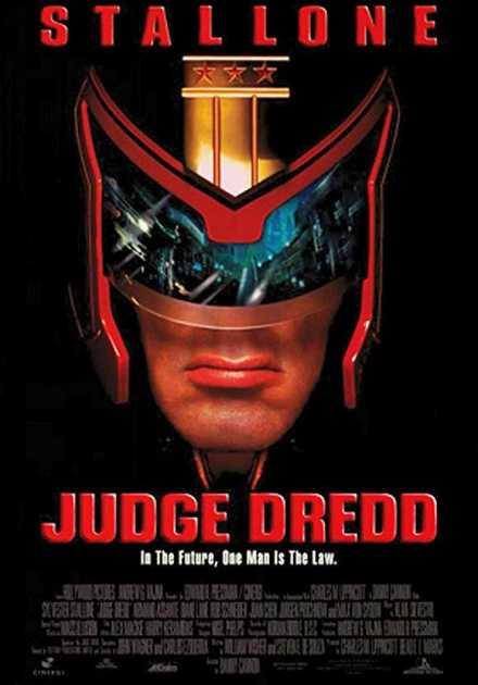 فيلم Judgg Dredd 1995 مترجم