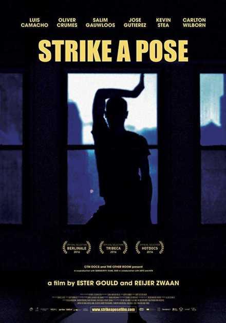 فيلم Strike a Pose 2016 مترجم