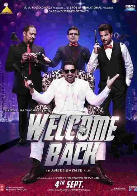 فيلم Welcome Back 2015 مترجم