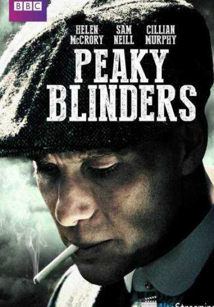 مسلسل Peaky Blinders