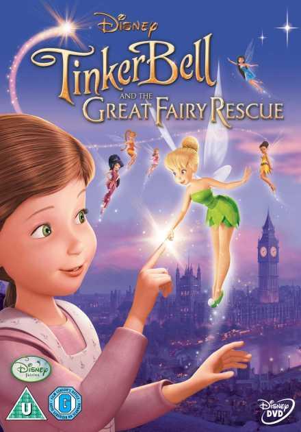 فيلم Tinker Bell And The Great Fairy Rescue 2010 مترجم