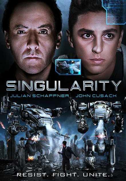 فيلم Singularity 2017 مترجم