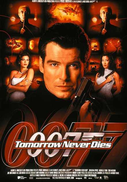 فيلم Tomorrow Never Dies 1997 مترجم