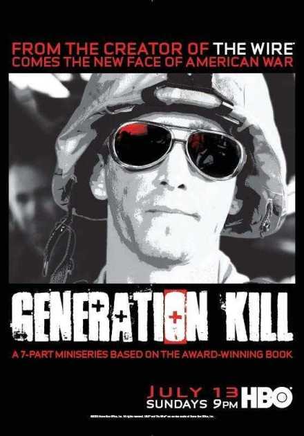 مسلسل Generation Kill الموسم الأول