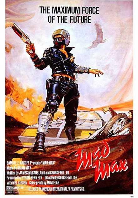 فيلم Mad Max 1979 مترجم