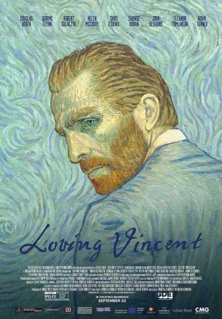 فيلم Loving Vincent 2017 مترجم
