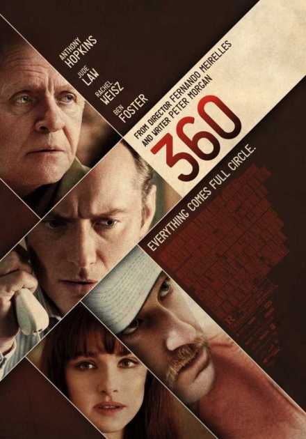 فيلم 360 2011 مترجم