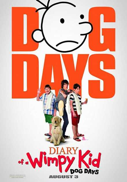 فيلم Diary of a Wimpy Kid Dog Days 2012 مترجم