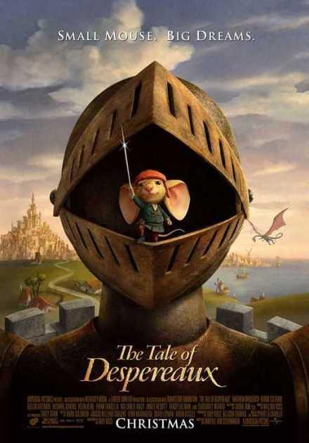 فيلم The Tale of Despereaux 2008 مترجم