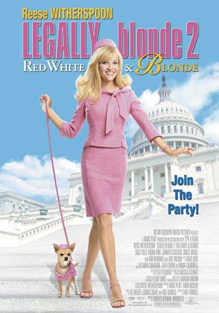 فيلم Legally Blonde 2 Red White and Blonde 2003 مترجم
