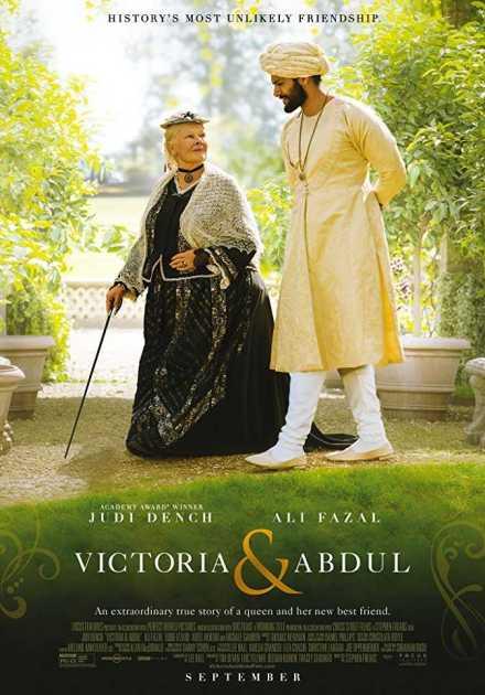 فيلم Victoria and Abdul 2017 مترجم