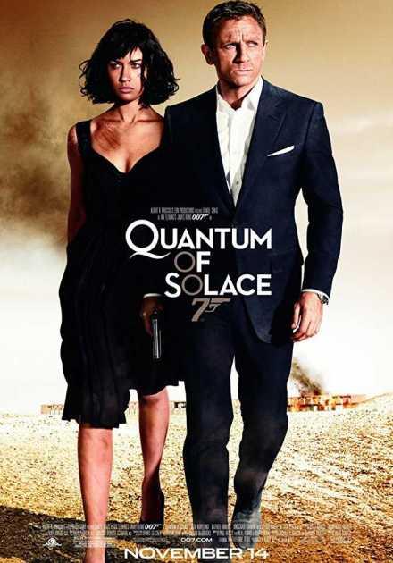 فيلم Quantum of Solace 2008 مترجم