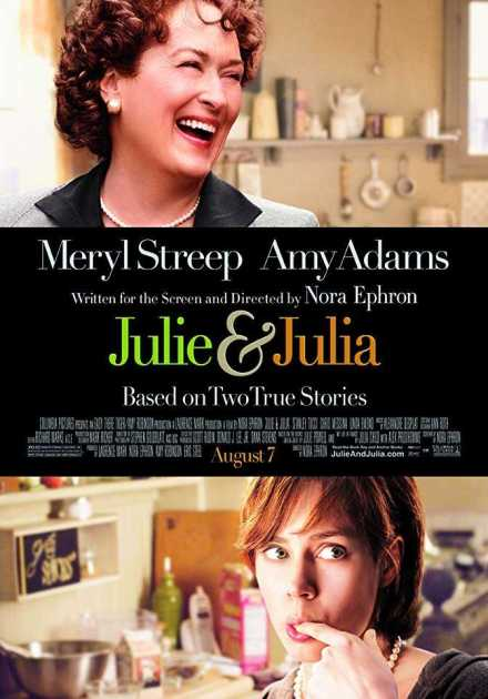 فيلم Julie & Julia 2009 مترجم