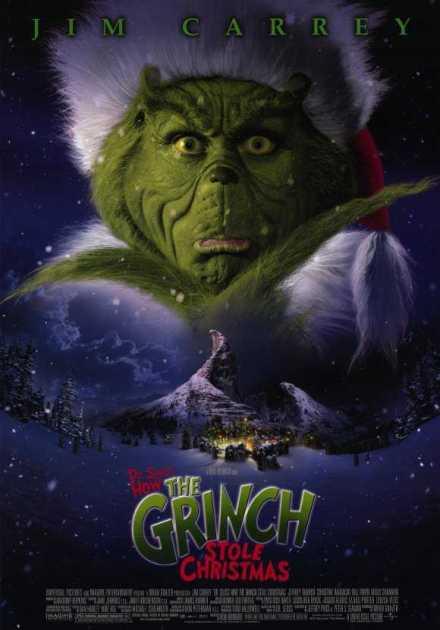 فيلم How the Grinch Stole Christmas 2000 مترجم