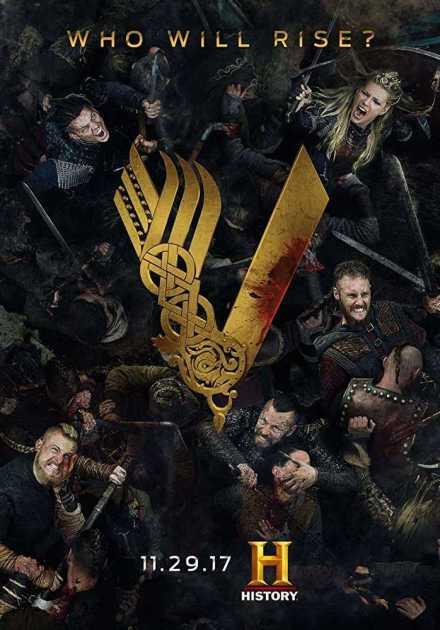 مسلسل Vikings