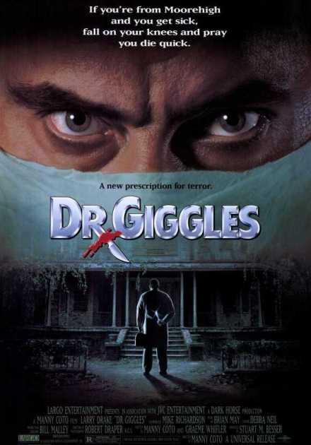 فيلم Dr. Giggles 1992 مترجم