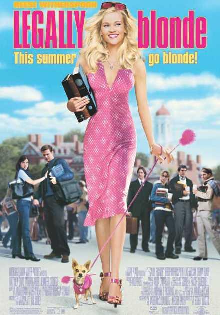 فيلم Legally Blonde 2001 مترجم