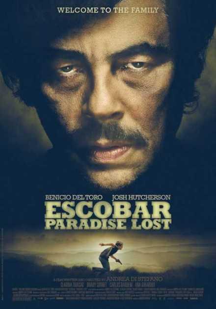 فيلم Escobar Paradise Lost 2014 مترجم