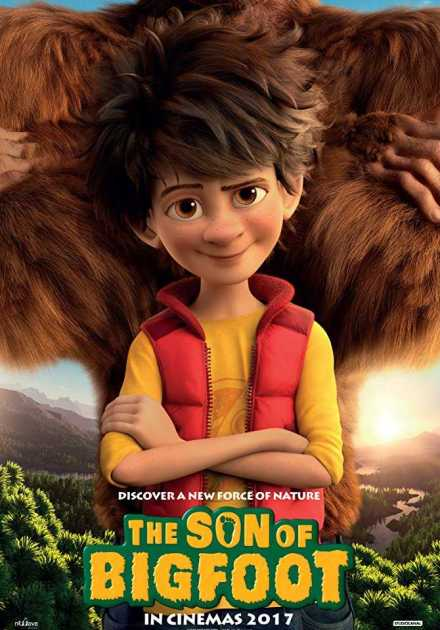 فيلم The Son of Bigfoot 2017 مترجم