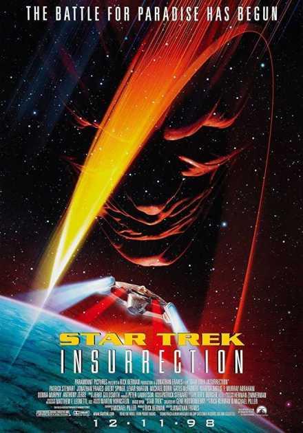 فيلم Star Trek Insurrection 1998 مترجم