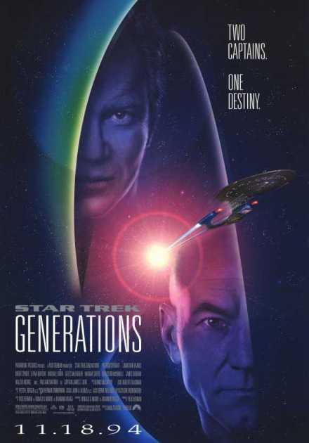 فيلم Star Trek Generations 1994 مترجم